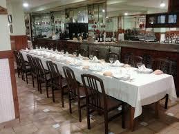 Restaurante en la zona de la Margen Izquierda
