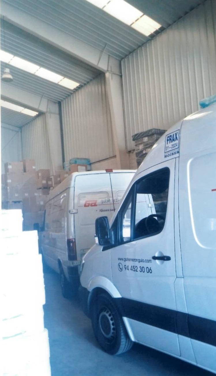 Empresa distribuidora de productos de charcuteria y envases para alimentación