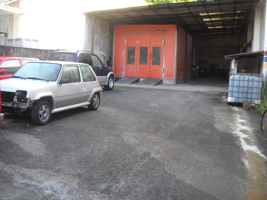 Empresa de reparación de vehículos