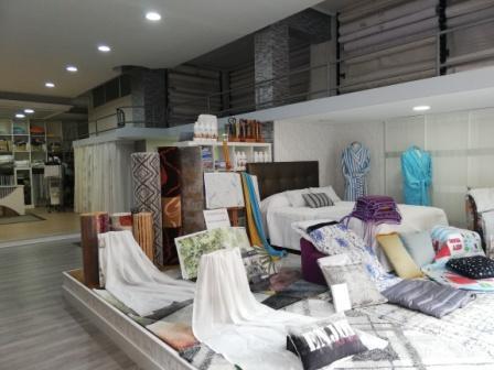 Comercio de decoración y moda de hogar en Portugalete